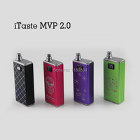 Free Shipping 100 Original Innokin ITaste MVP 2 0 Shine Edition Ecig Kit With Iclear 16B