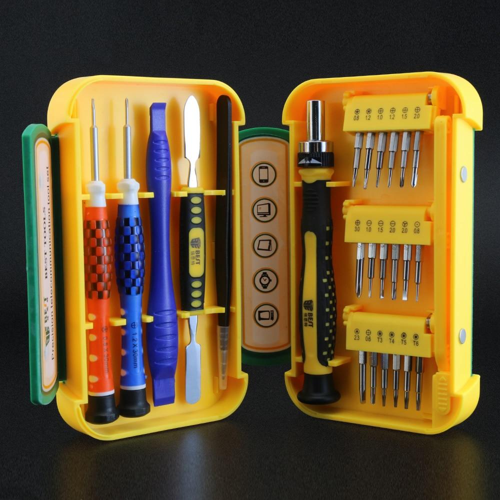 Set di cacciaviti di precisione multiuso 21-in-1 per l'apertura del - Utensili manuali - Fotografia 5