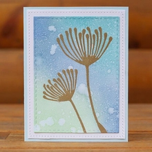 Spring Various Flowers Metal Cutting Dies Silver Stencil For Scrapbooking Album Photo Paper Cards Craft 2019 New Die-Cut Cutter