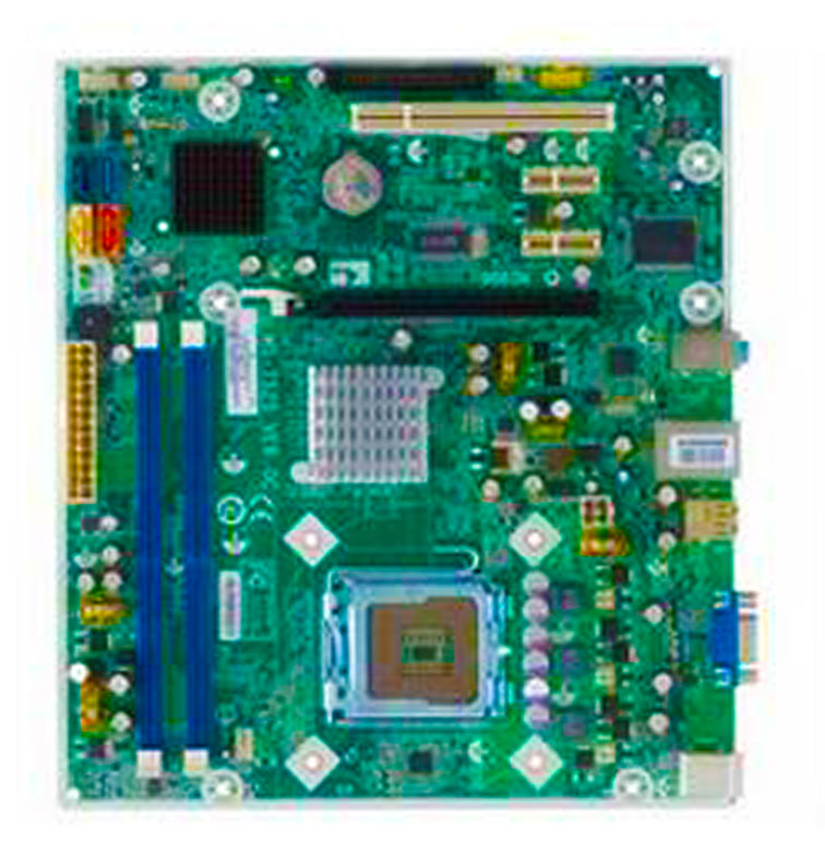 ФОТО High quality MS-7525 Ver 1.0 Motherboard for 513352-001 464517-001 480429-001 LGA 775 DDR2 100% tested perfect quality
