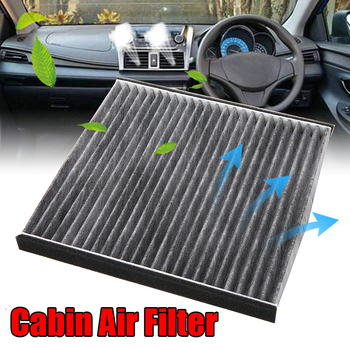 Car Auto Air Conditioning Filter Non-Woven Fabric For Toyota Lexus Replacement C image