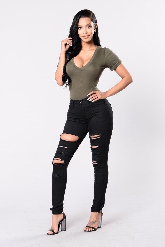 QA843 Basic denim jeans women causal summer capris female vintage black white boyfriend ripped jeans pants