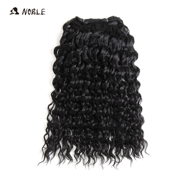 Noble Long Curly Synthetic Hair Freedom Plus Weave For Black Women