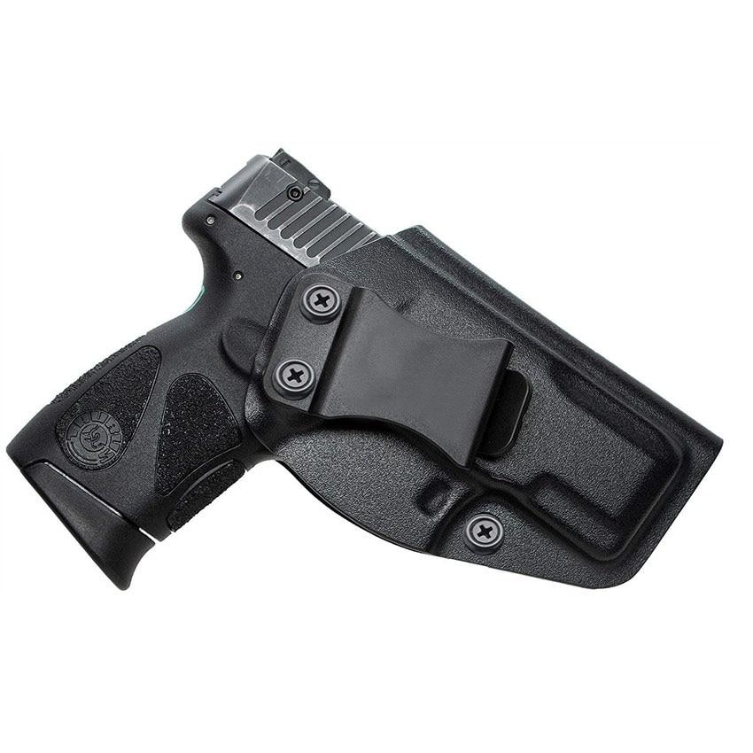 Concealed Carry Kydex IWB Holster Taurus Millennium G2 G2C PT140 PT111 PT138 PT132 PT145 PT745  Inside The Waistband Concealment