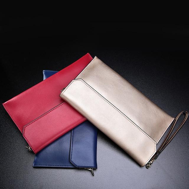 New brand handbag women evening clutch bags female small chain shoulder messenger bags Genuine Leather party Crossbody qb058