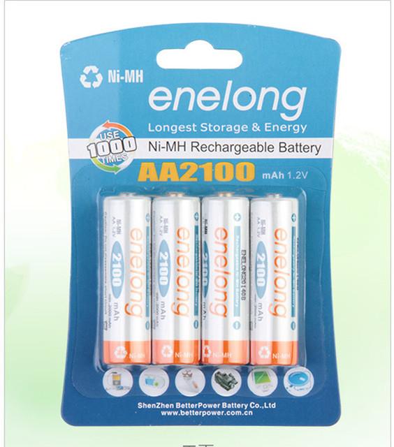 AA Batteries+4Pcs/1card 900mAh AAA Batteries NI-MH AA/AAA Rechargeable Battery