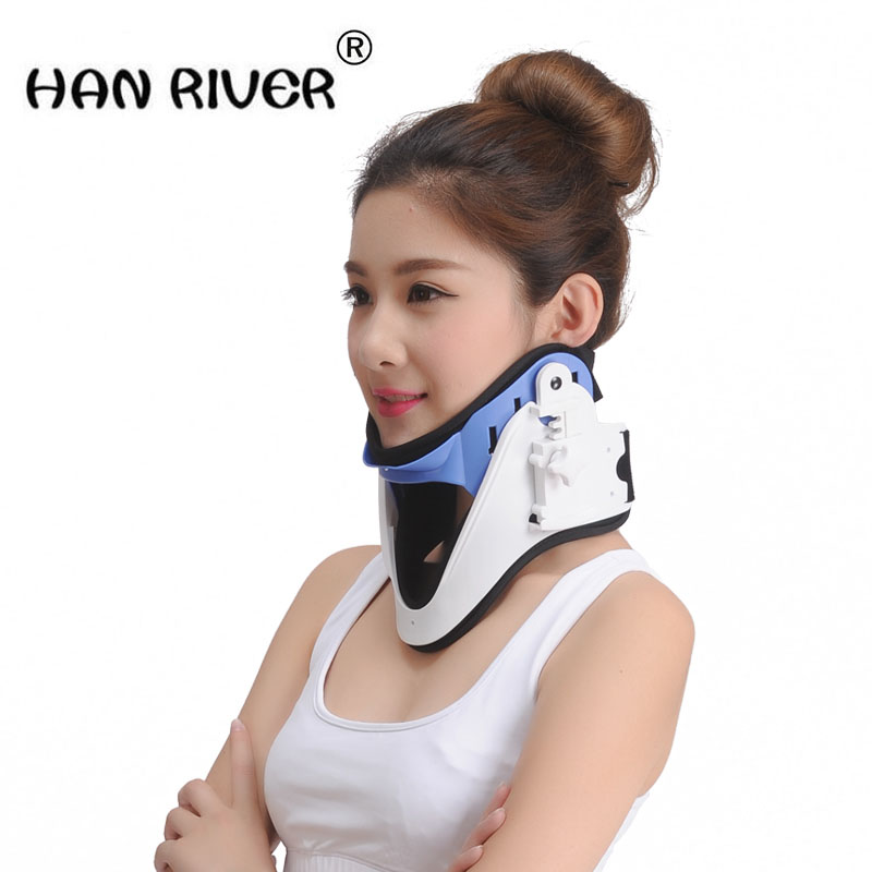 HANRIVER Body gear support civil servants TuoHu neck cervical neck home for men and wome - jz5 available physical therapy tool hanriver 2018 medical wrist wrist fracture rehabilitation movement sprain support fixed splint for both men and women