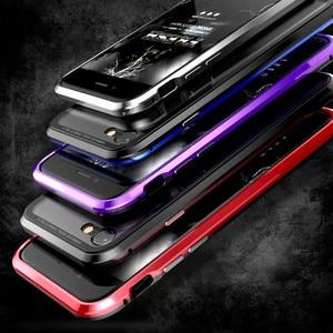 Image 5 - Luxus Magnetische Adsorption Fall für iphone 7 8 Ultra Magnet Metall Klar Gehärtetem Glas Magneto Telefon Abdeckung Für iPhone 7 8 plus