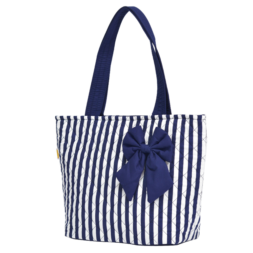 965f4aa668 2017 Women Beach Bow Tie Bag Light Thai Stripes Printing Handbags Ladies  Large Shoulder Bag Totes