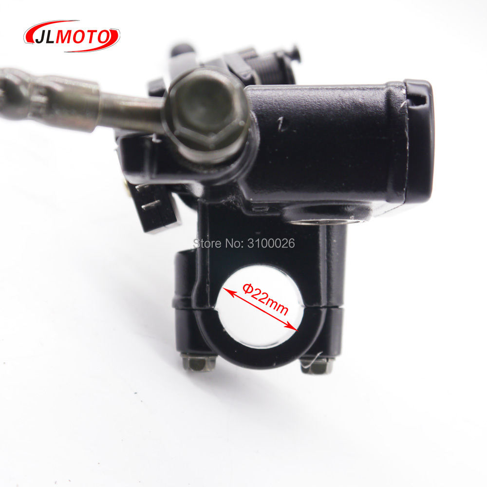 Back To Search Resultsautomobiles & Motorcycles Just 1set 2 In 1 Front Handle Lever Hydraulic Disc Brake 108mm Disc Fit For Atv 50cc 110cc 49cc Bike Go Kart Buggy Utv Scooter Parts Atv Parts & Accessories