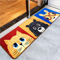 Nylon New Fashion Modern Soft Door Mats Home Floor Kitchen Mat Carpets For Living Room Bedroom Rugs Area Rug Soft Thickness Rugs