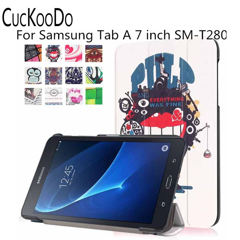 Aliexpress.com : Buy CucKooDo For Samsung Tab A 7.0,Ultra Slim Fit Premium PU Leather Stand