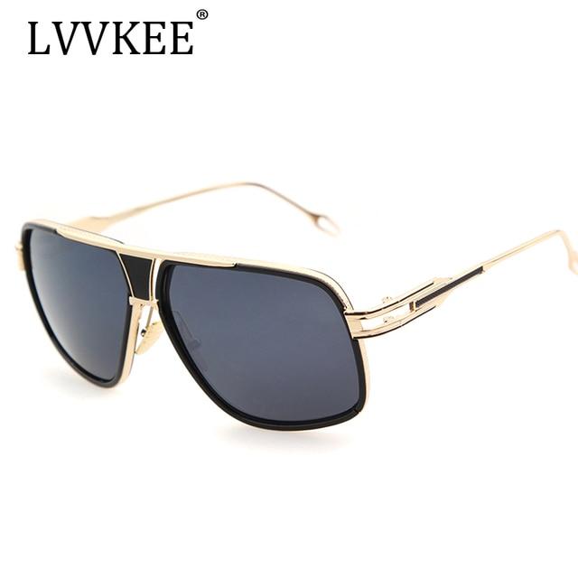 52902e143d09cb Neue Marke herren designer Große sonnenbrille Vintage steampunk frauen  sonnenbrille mit original fall großmeister