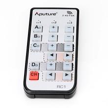 Aputure מצלמה אלחוטי מרחוק עבור אור סערה, LS C120, LS 1 סטודיו, LED וידאו אור סדרת שלט רחוק (רק את מרחוק)