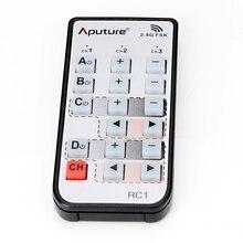 Aputure كاميرا لاسلكية عن بعد للعاصفة الخفيفة ، LS C120 ، LS 1 ستوديو ، LED الفيديو الضوئي سلسلة التحكم عن بعد (فقط عن بعد)
