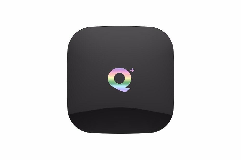 Q Plus Smart TV Box Android 8.1 TV Box 4GB Ram 32GB 64GB Rom Allwinner H6 Quad Core 4K H.265 2.4G WIFI Set Top Box PK X96 MAX