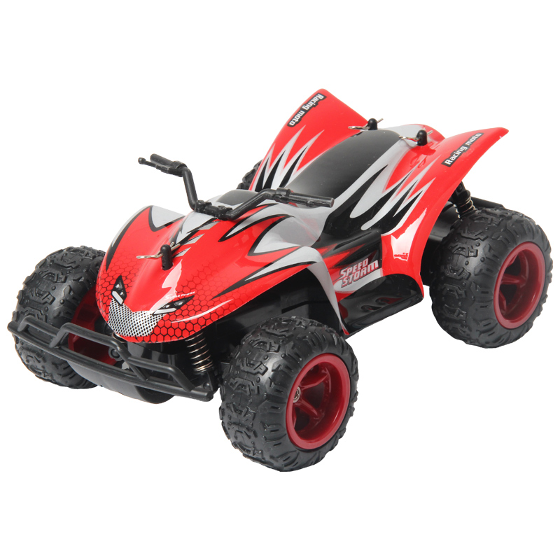 RC Car 1:22 Plastic Radio Controlled Machines Ready To Go 4 Channels Remote Control Car High Speed RC Buggy Best Gift For Boy