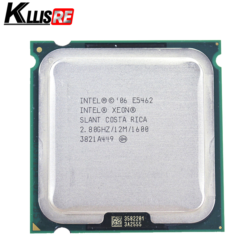 Intel Xeon E5462 2.8GHz 12Mb 1600MHz Quad-Core מעבד עובד על LGA775 title=