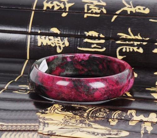 Bracelet Jonc Jade Veritable