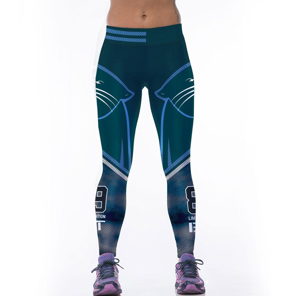 Waktu Petualangan Kebugaran Wanita Seragam Olahraga Legging Olahraga - Pakaian Wanita - Foto 2