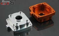 CNC Metal clutch housing fit Zenoah CY ROVAN KM engine For 1/5 HPI Baja LOSI rc car parts