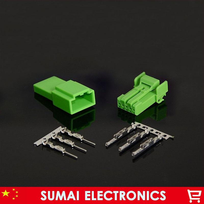 купить 5 Pin Auto directional power plug, daytime running light Plug sensor connector for Toyota,Honda etc. по цене 1138.28 рублей
