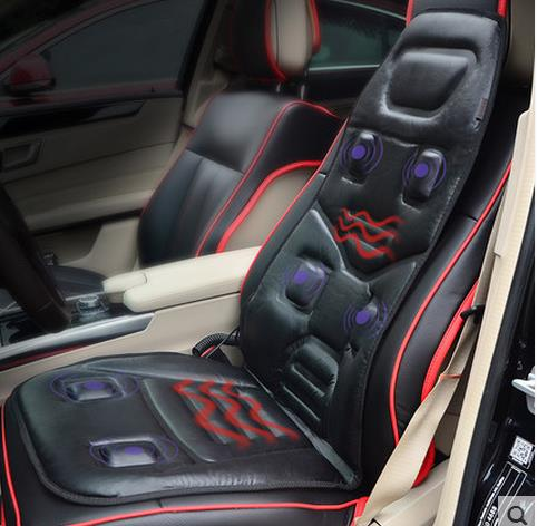 Automotive leather car home dual-use winter heating electrical heating seat cushion winter heating cushion car massage cushion стоимость