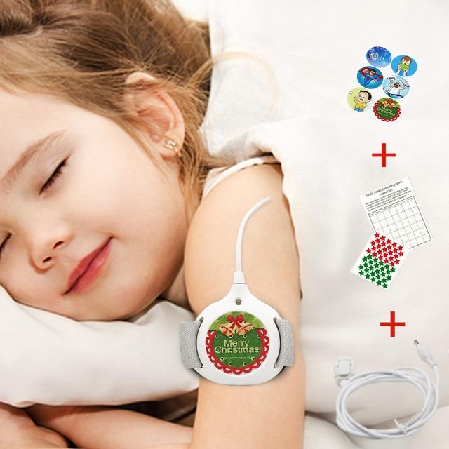 MoDo-king best bedwetting alarm for baby boys kids best adult bed wetting enuresis alarm nocturnal enuresis MA-108 5