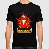 Brand Clothing Hot Sale Mens T Shirt Robin Williams Tribute Short O Neck Novelty Cotton Anime