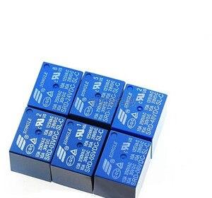 Image 2 - 50PCS/lot Relay SRD 05VDC SL C SRD 09VDC SL C SRD 12VDC SL C SRD 24VDC SL C 5V 9V 12V 24V 10A 250VAC 5PIN T73