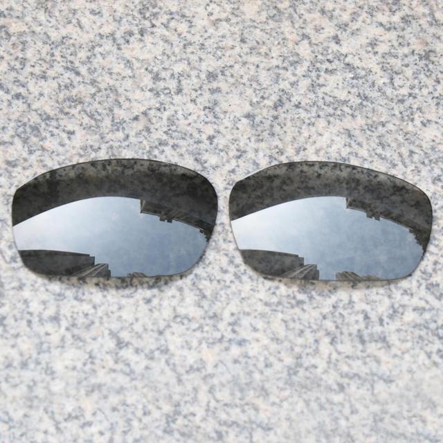 E.O.S Polarized Enhanced ReplacementLensesforOakleyJawbone Sunglasses - Grey Photochromic Polarized