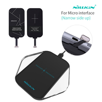 Nillkin Qi Wireless Charger Magiccube Portable Wireless Charger Pad For Samsung Meizu For Huawei For Xiaomi