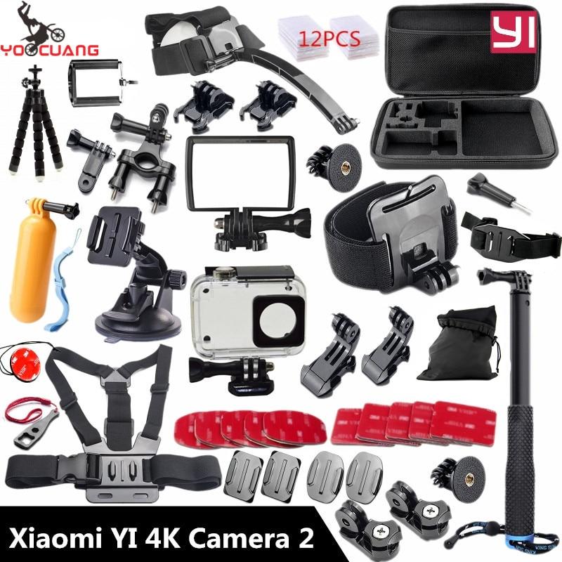 YOOCUANG For font b Xiaomi b font Yi 4K Accessories Selfie Octopus Tripod For font b