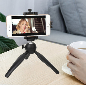 Image 5 - for Osmo Pocket Monitor Microphone Multi function Fixed Holder Mobile Phone Mount Bracket Gimbal Camera Expansion Accessories