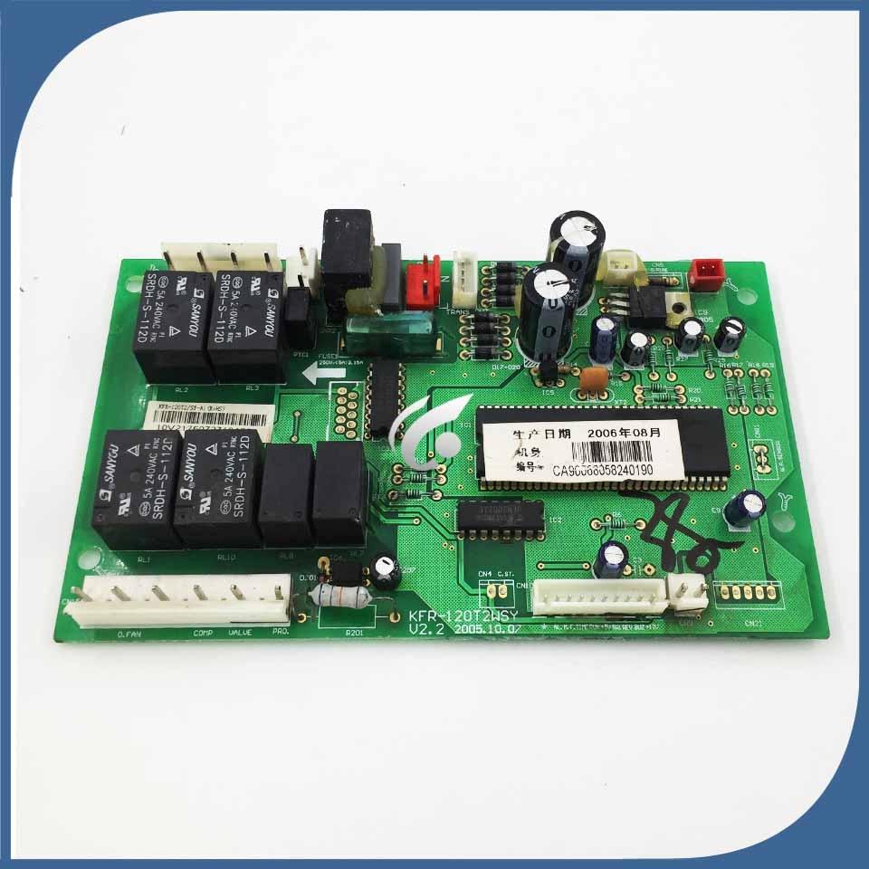 95% Новый оригинальный для кондиционер бортовой компьютер KFR-120T2/SY-A1/KFR-120T2WSY доска