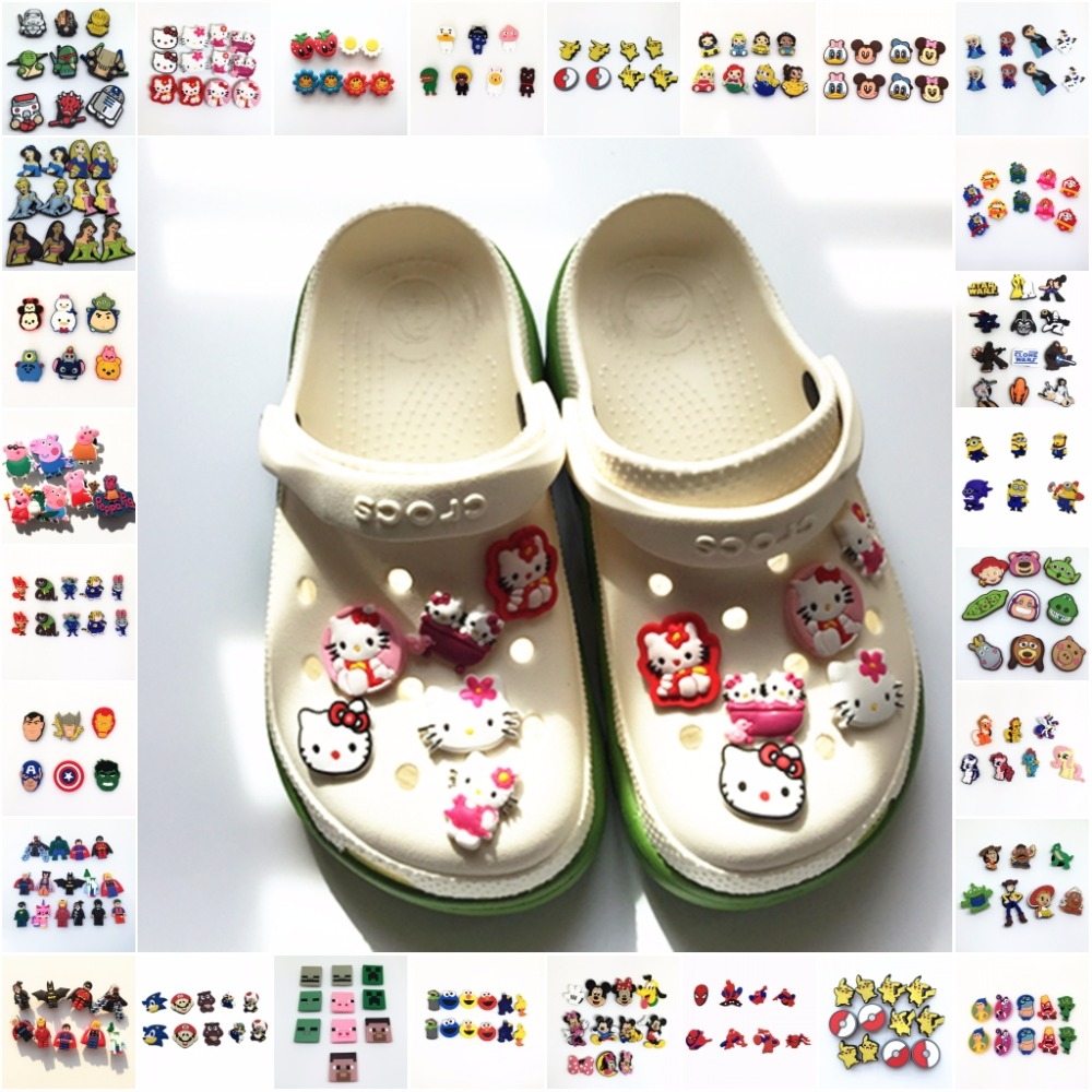 Croc Shoe Decorations Online Buy Wholesale Croc Style From China Croc Style Wholesalers
