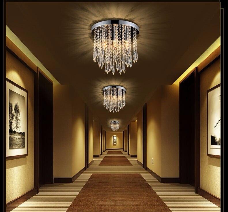 Ժամանակակից E14 LED լամպի բյուրեղապակյա - Ներքին լուսավորություն - Լուսանկար 3