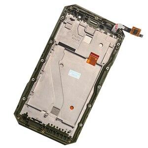 Image 4 - 5.0 นิ้ว HOMTOM ZOJI Z8 จอแสดงผล LCD + หน้าจอสัมผัส + กรอบ 100% เดิม Digitizer เปลี่ยนแผงกระจกสำหรับ ZOJI Z8