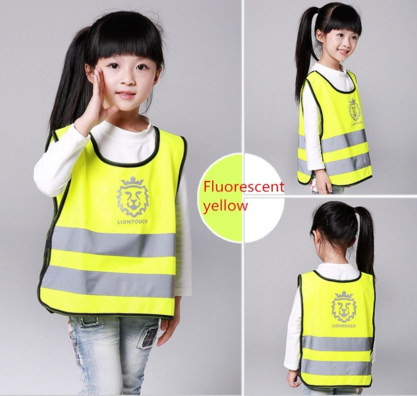 Children reflective vests 5