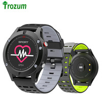 TROZUM No.1 F5 GPS Smart Watch Altimeter Barometer Thermometer Bluetooth 4.2 Smartwatch Wearable devices for iOS Android Phone