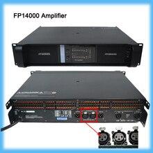 FP14000 Extrema trabajo estable para altavoces subwoofer Amplificador De Alta Potencia Profesional