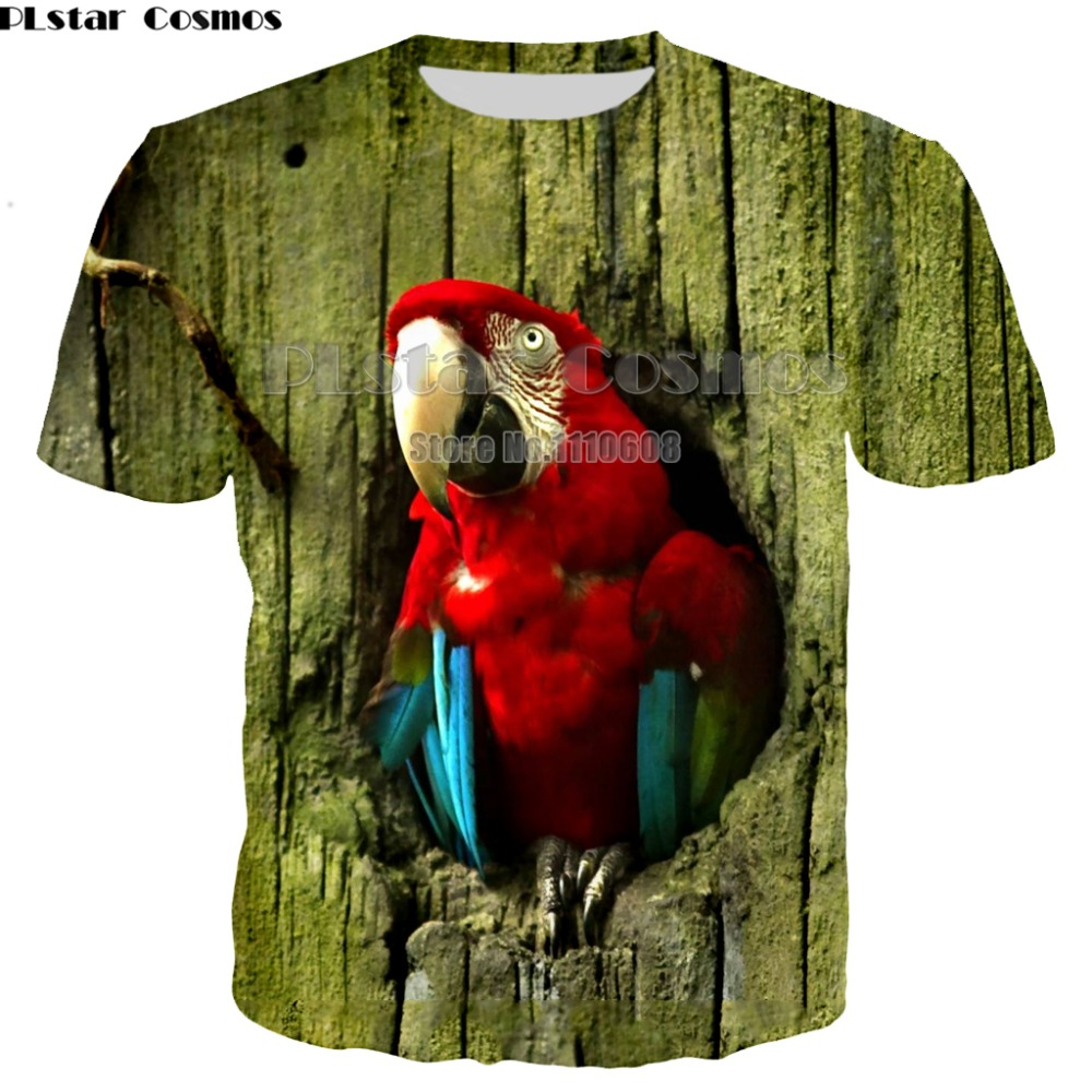 Plus size Men/Women 3D print casual tshirt sparrow animal bird t-shirt hoodie Harajuku Parrot t shirt/Hoodies/Sweatshirt 7XL