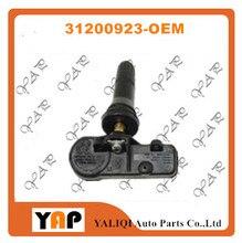 Monitoramento da pressão dos pneus tpms sensor para fitvolvo s60 s80 v70 xc70 xc90 315 mhz 31200923 1999-2012