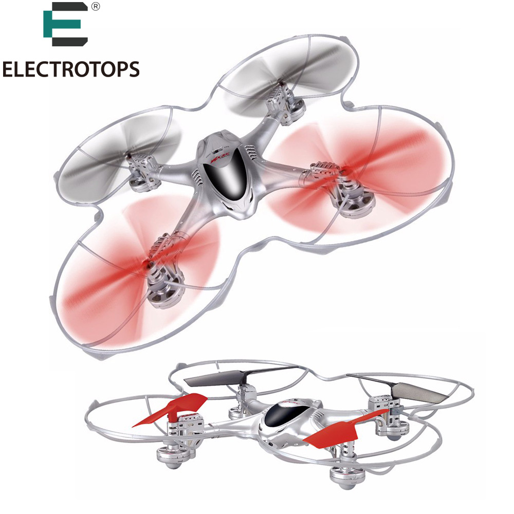 Original MJX X300C FPV RC Drone 2.4G 6 Axis Headless Mode RC UAV Quadcopter +built-in HD Camera Support Real-time Video F16107/8 free shipping mjx x300c 4ch 6 axis quadcoptepr fpv real time video drone headless 2x battery
