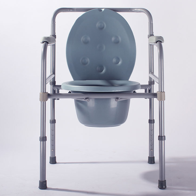 1xEconomical Folding Commode Toilet Chair Potty Chair for Baby ...