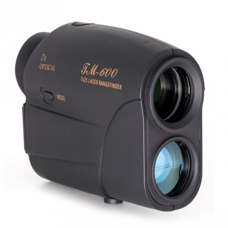 1500m laser Distance Meter 7X25 laser Rangefinder Golf Rangefinder Hunting Rangefinder Telescope Speed measure tester
