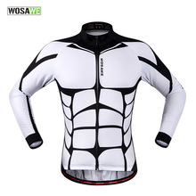 2016 new muscle long sleeve jersey Spring and Autumn Bicycle Cycling biking wear ride president Jacket man bicycle race BC 285