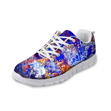 FORUDESIGNS Womens Mesh Breathable Shoes Ultra-lightweight Fashion Lady Sneaker Non-slip Casual Sports Running 2019