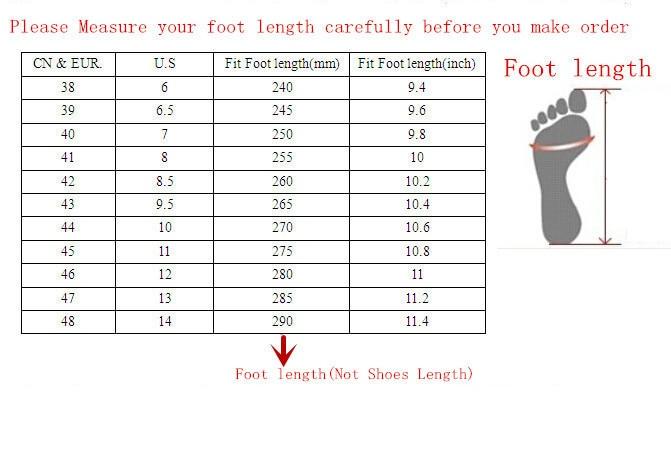 men size