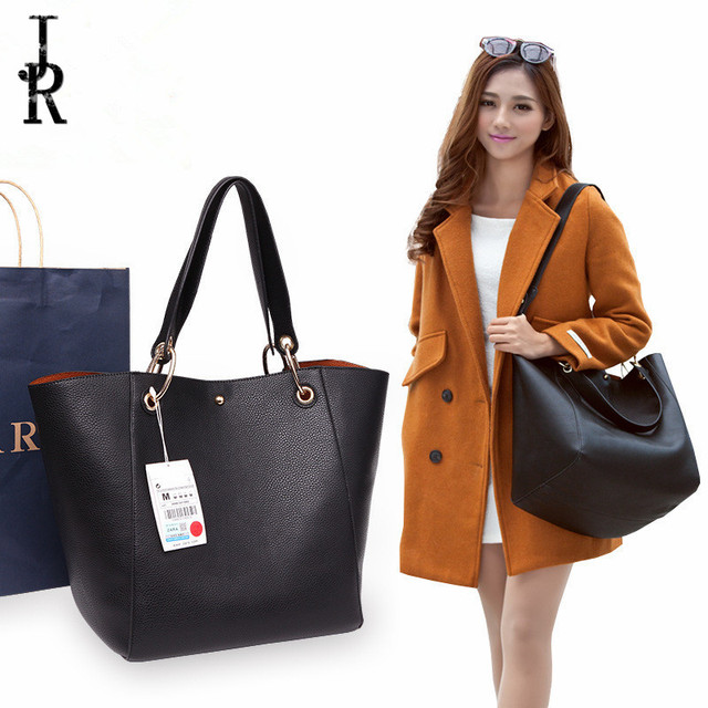 30ef41f432 Famous Designer Brand 3 sets Women Casual Tote Ladies Hand Bags Large  Bucket Handbags Shopping hand